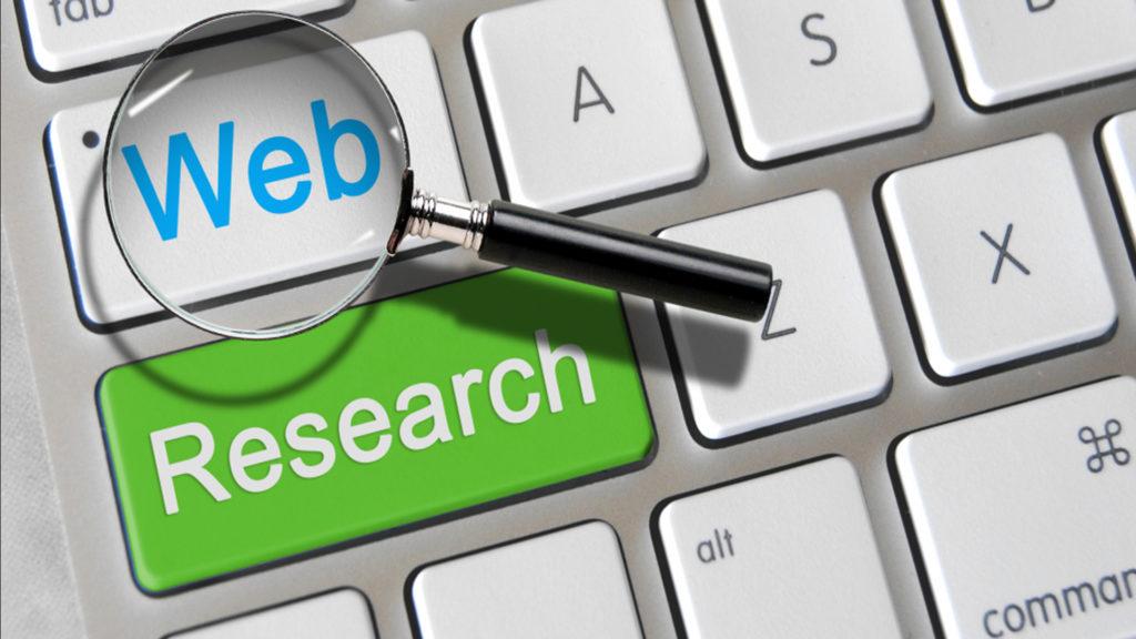Online research jobs